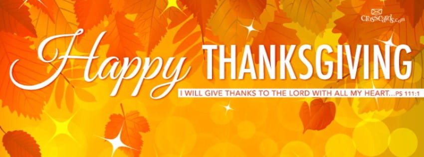 fb cover photo bible verses about thanksgiving