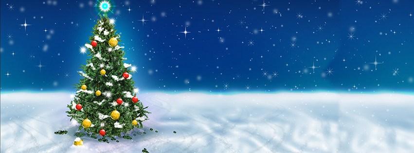 fb cover photo christmas tree