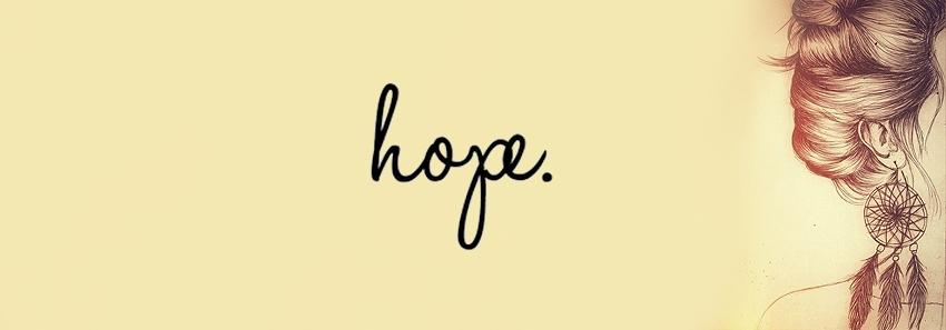 fb cover photo of hope
