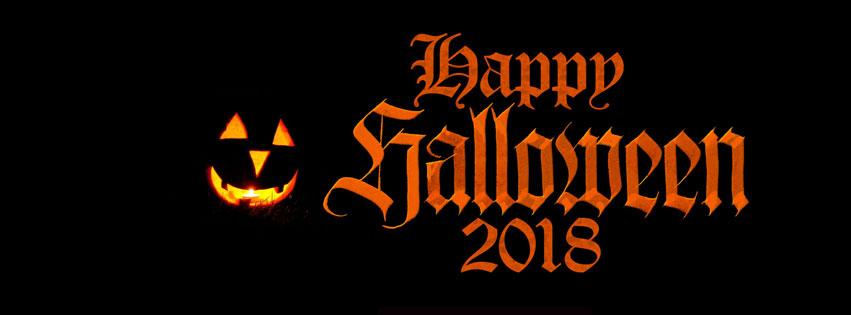 happy halloween fb cover