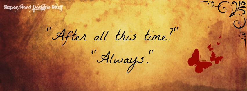 harry pottwr always fb cover
