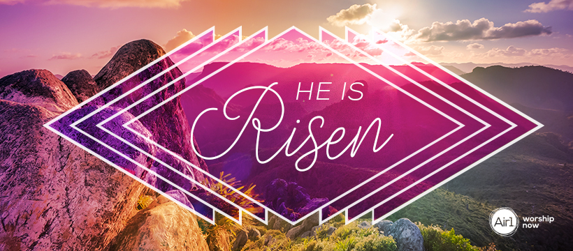 he is risen fb cover