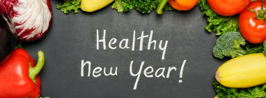 healthy food for the new year fb cover images