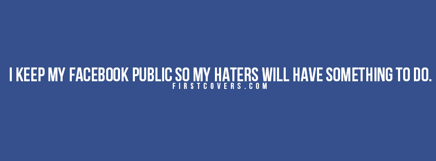 how to view my fb cover photo as public