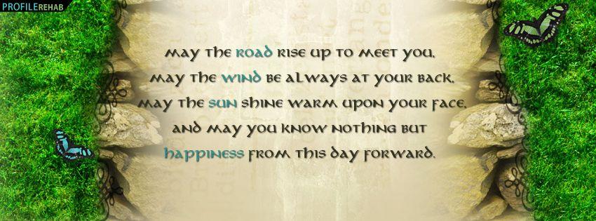 irish poem fb cover pics