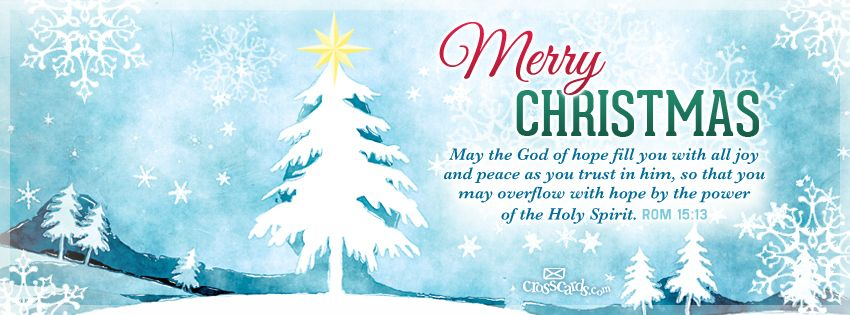 merry christmas from our family to yours fb cover banners