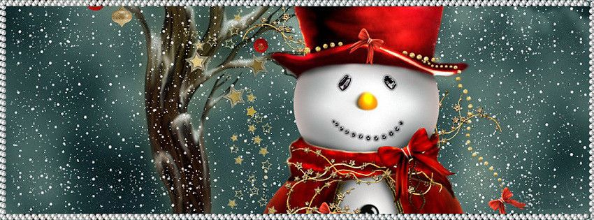 red green plaid christmas fb cover photos