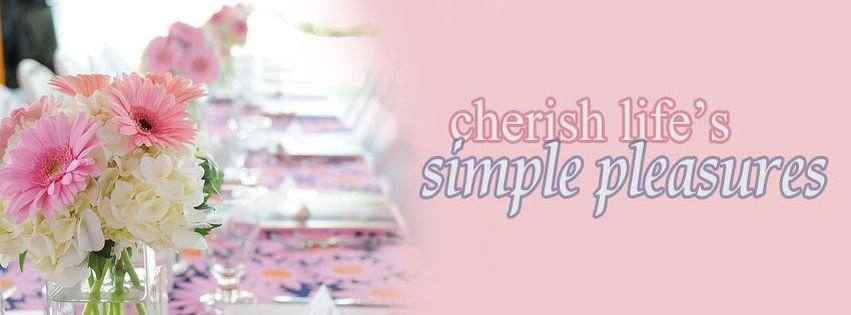 simple pleasures in life fb cover