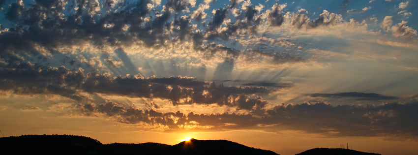 sun gazing fb cover