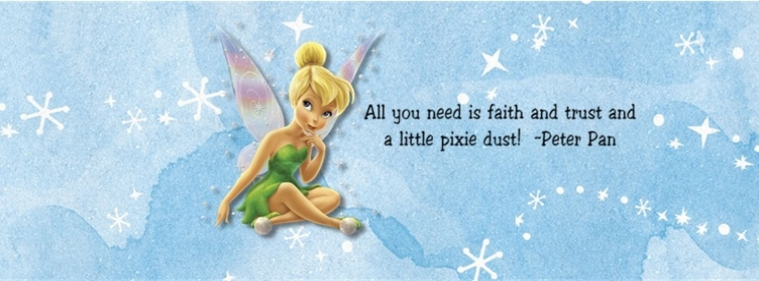 tinkerbell fb cover photo