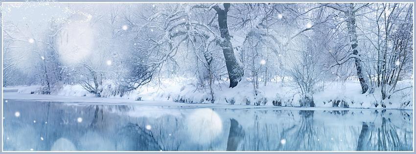 winter wonderland fb cover photo