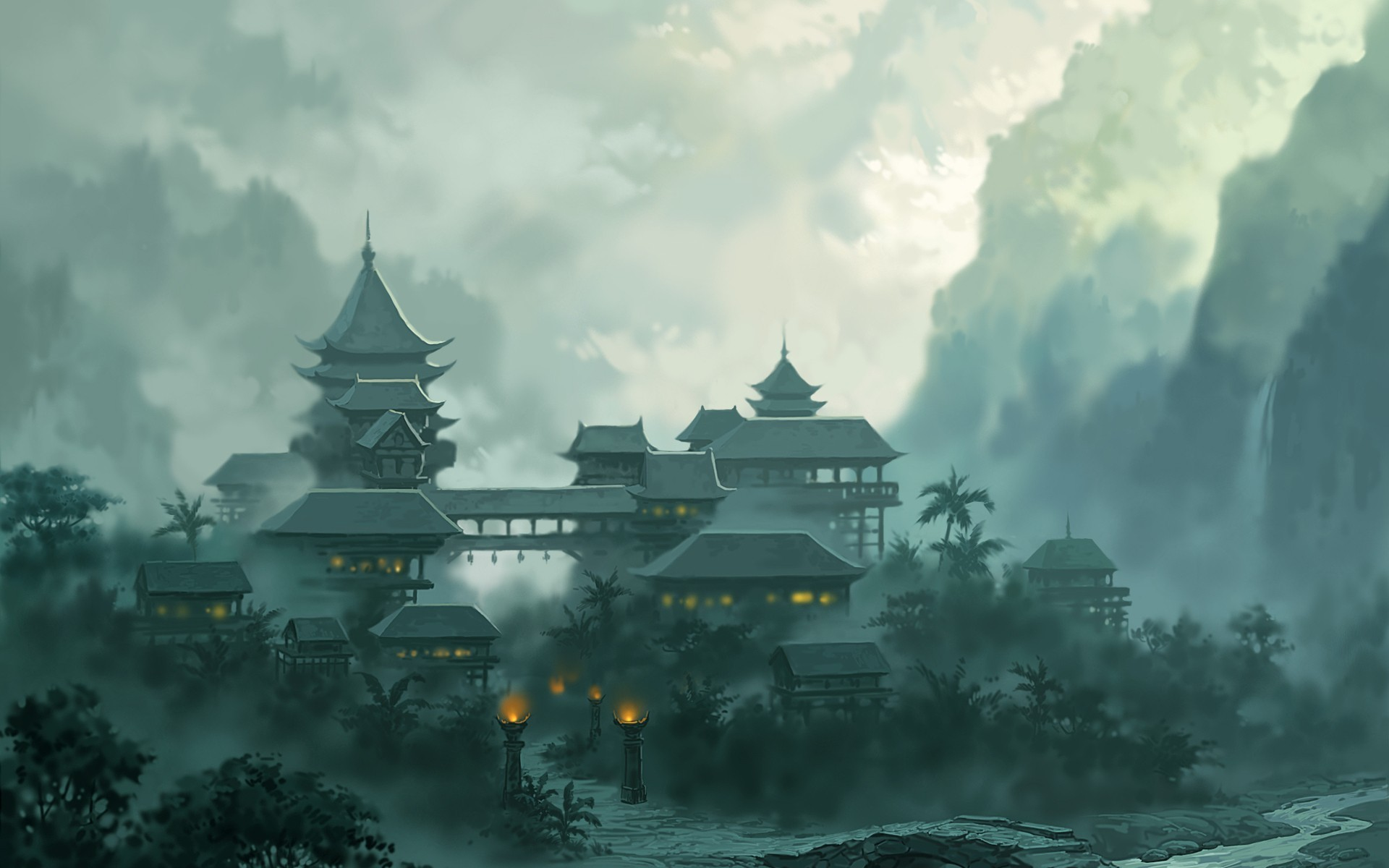 asia wallpapers