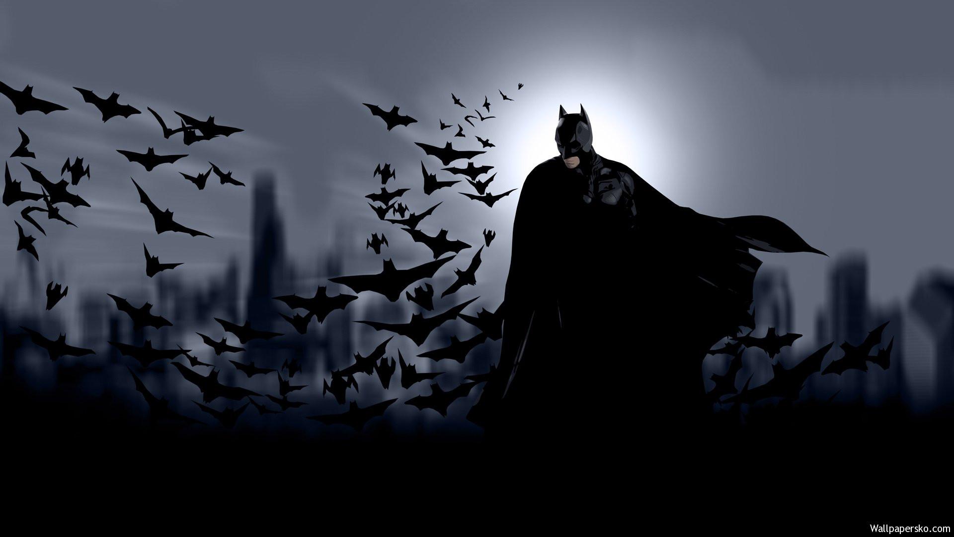 batman desktop wallpaper
