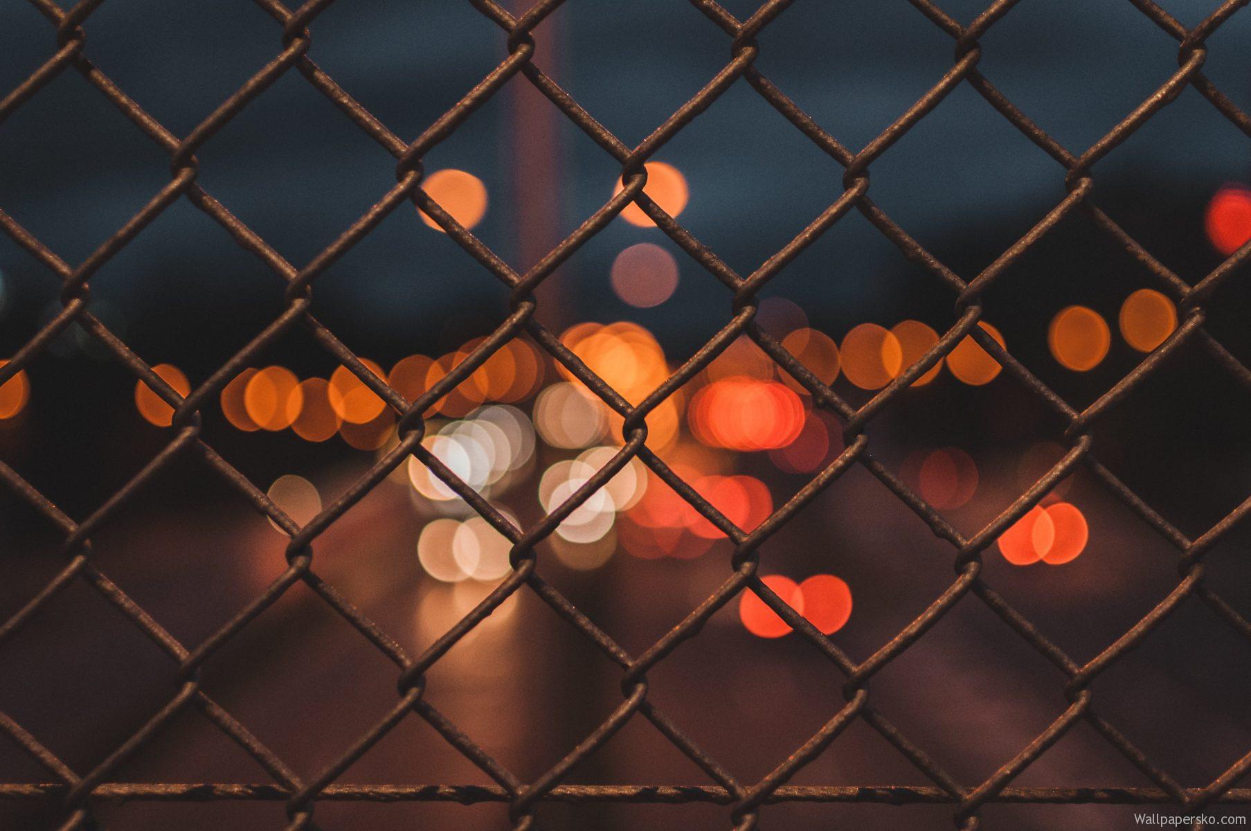fence wallpaper