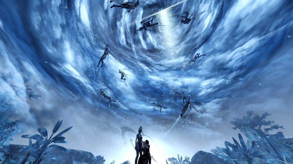 final fantasy backgrounds