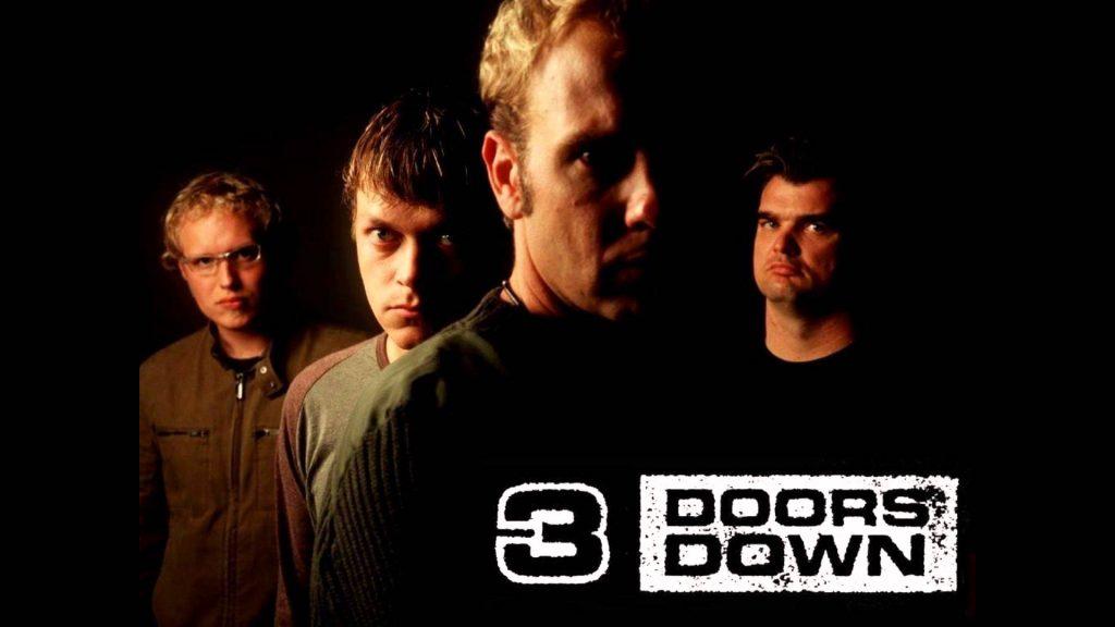 3 Doors Down Wallpaper