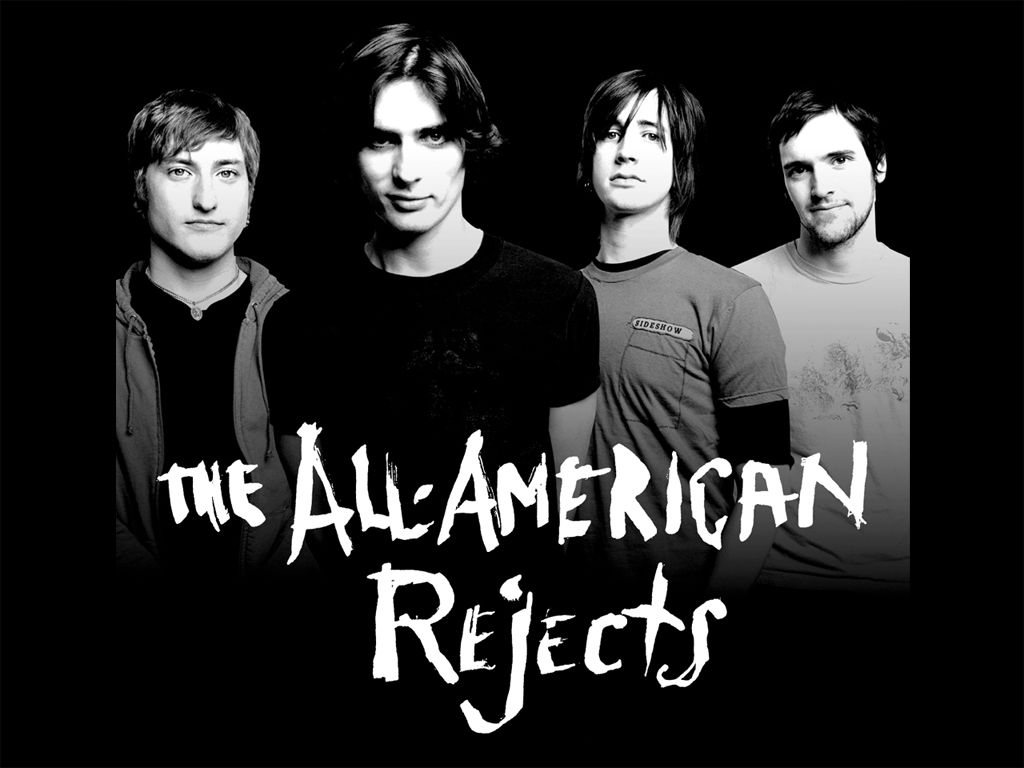 All American Rejects Wallpaper