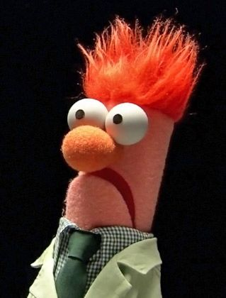 Beaker From Muppet Show Pictures