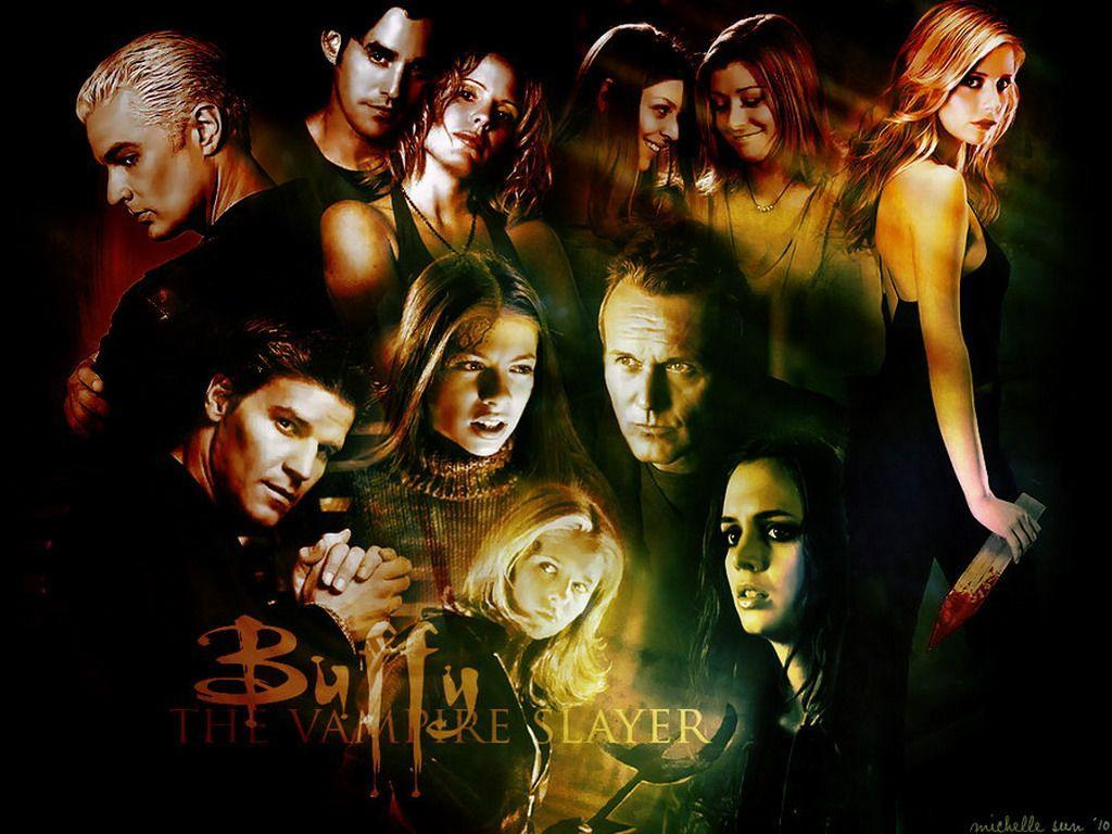 Buffy The Vampire Slayer Desktop