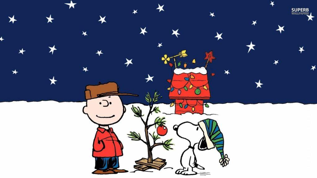 Charlie Brown Christmas Wallpaper