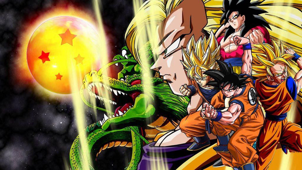 Dragon Ball Z Backgrounds