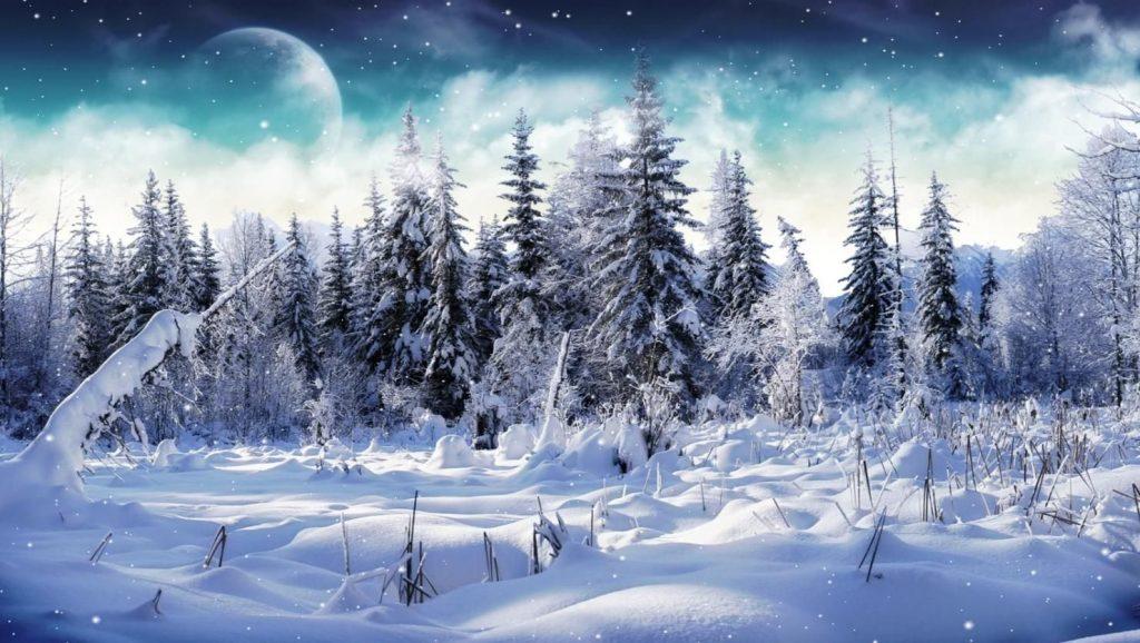 Free Winter Screen Saver
