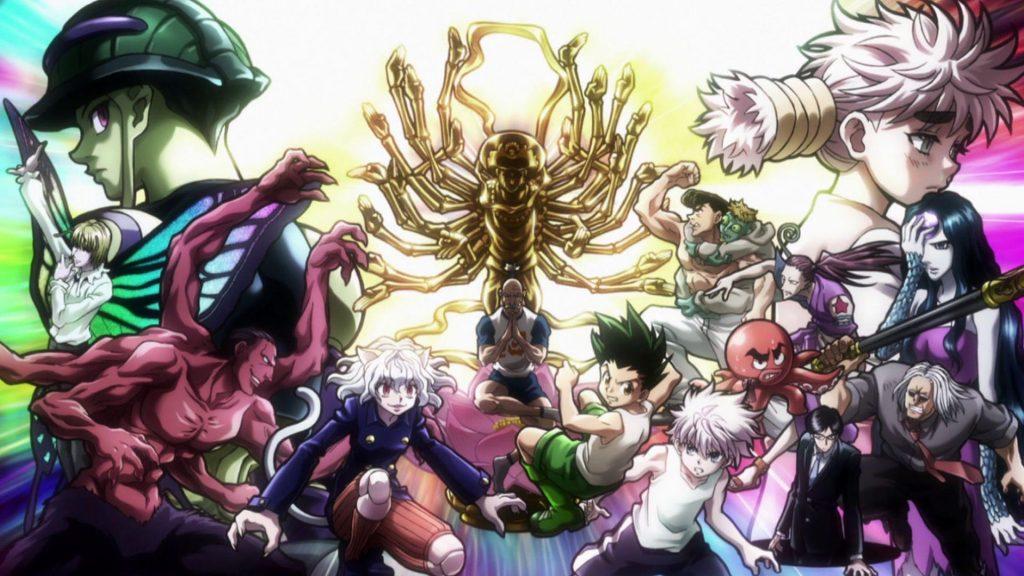 Hunter X Hunter Anime Wallpaper