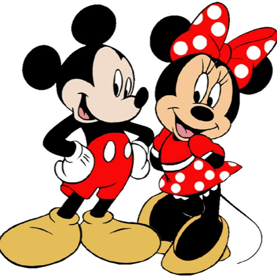 Mickey And Minnie Mouse Pictures