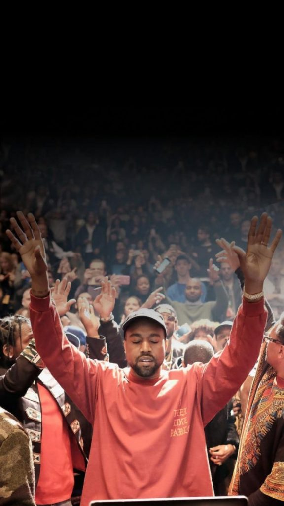 kanye west wallpaper