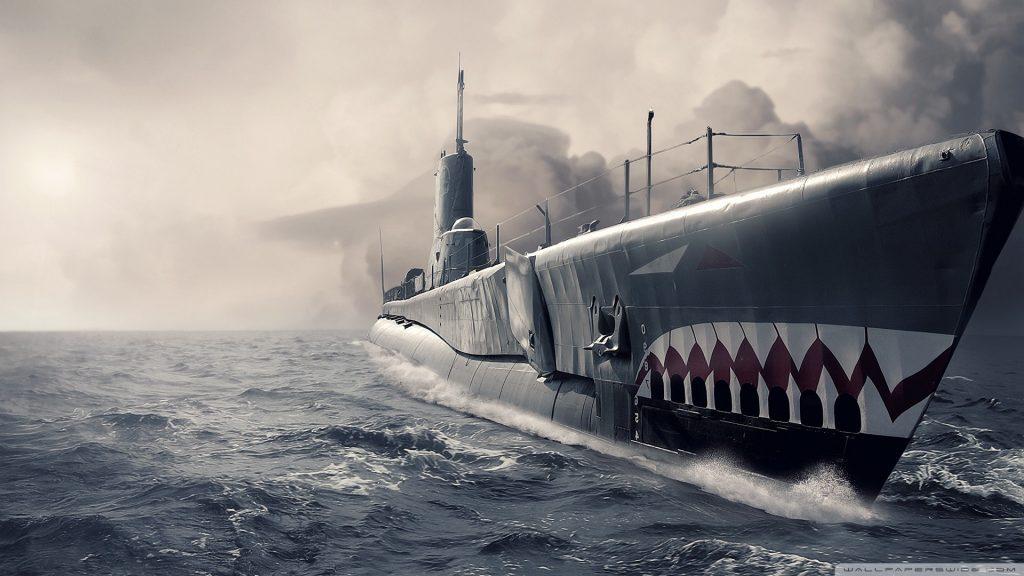 submarine wallpapers