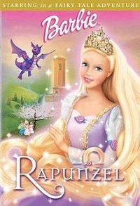 Barbie As Rapunzel Picture