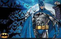 Cartoon Batman Wallpaper