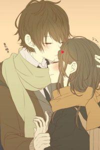 Cute Anime Love Couples