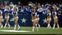 Dallas Cowboy Cheerleader Wallpaper
