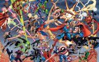 Dc Vs Marvel Wallpaper
