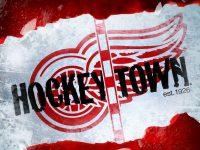 Detroit Red Wings Screen Saver