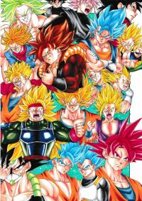 Dragonball Z Gt Images