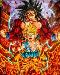 Dragonball Z Gt Picture