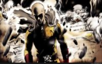 Epic One Punch Man Wallpaper