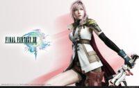 Final Fantasy 13 Lightning Wallpaper