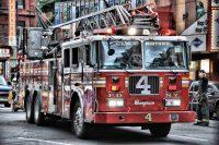 Fire Truck Screen Savers