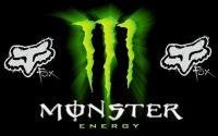 Fox And Monster Logo