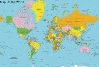 Free World Map Download