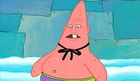 Funny Patrick Star Pictures
