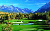 Golf Course Computer Wallpaper