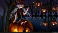 Halloween Wallpaper Anime