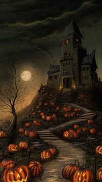 Halloween Wallpapers For Android