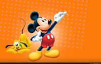 Hd Mickey Mouse Wallpaper