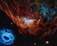 Hubble Space Telescope Wallpaper