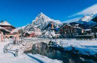 Images Of Switzerland In Winter